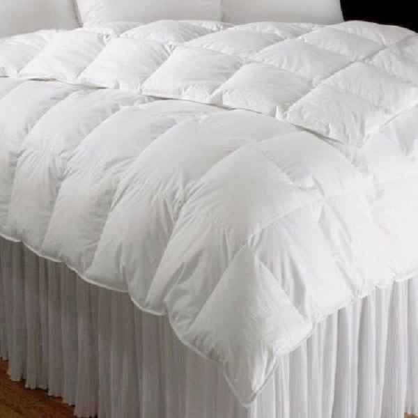 Downtown Hungarian Year Round Down Down Comforter Budapest Savannah Fine Linens